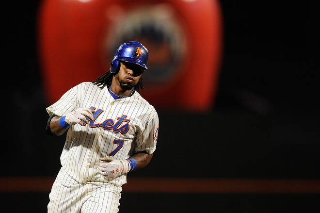 FILE: Jose Reyes Agrees To Deal With Florida Marlins
