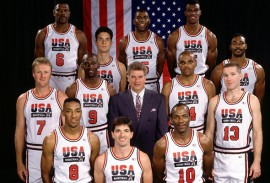 Original Olympic Dream Team 1991