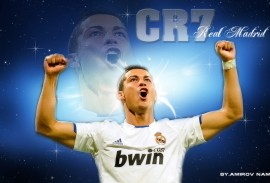 cr-7 ty madrid