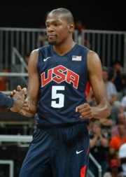 team usa durant lebron