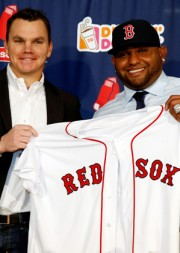 MLB: Pablo Sandoval Press Conference