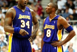 shaquille-oneal y kobe